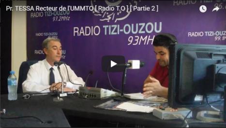 Polémique sur les cartes étudiantes de l'université de Tizi-Ouzou: le recteur Ahmed Tessa apporte son soutien