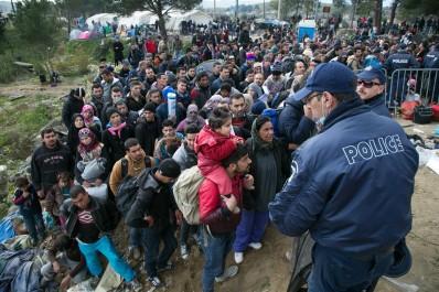 136 ont demandé l'asile politique en Grèce arguant  être Syriens: Le nouveau filon des «harraga»