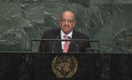 ONU: Messahel s'adresse à la 72ème session de l'Assemblée Générale