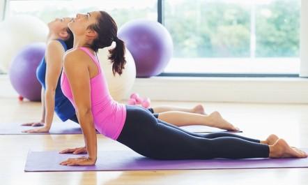Une gym douce pour un corps tonique