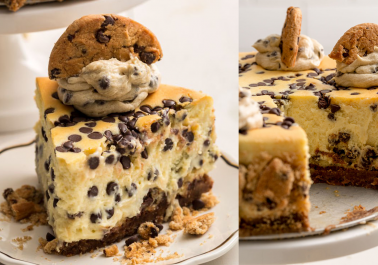 Recette gourmande: Le cheesecake cookie