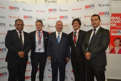 « Condor Electronics », acteur régional majeur:  Re-lancement international de la marque « Nardi »