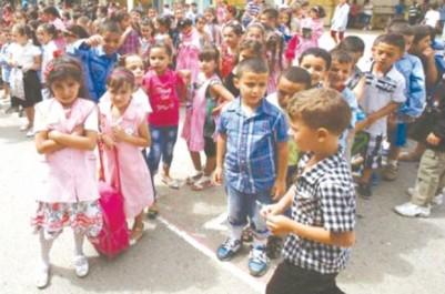 M'sila: 407 élèves rejoignent l'établissement de Metarfa