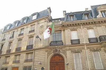 Le chargé d'affaires à l'ambassade de Paris rappelé