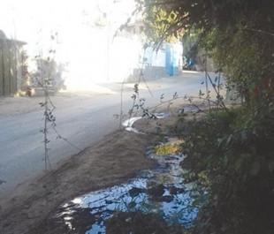 Déversement de l'eau polluée de l'usine dans le collecteur principal:  La population de Sidi Rached interpelle les autorités locales