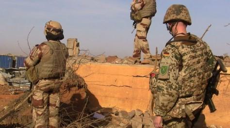 Mali: La Force conjointe du G5 Sahel sera «utile au Sahel et à l'Europe», affirme le président Boubacar Kéita