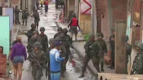 Brésil: Opération contre des narcotrafiquants qui sévissaient en Europe