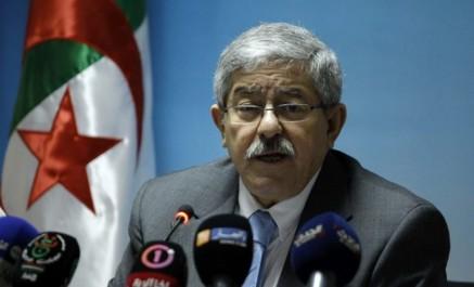 Ouyahia: sans le financement non conventionnel, l'Algérie empruntera annuellement 20 milliards USD