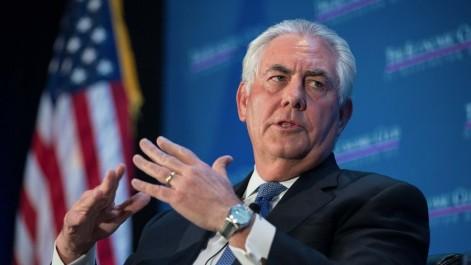 Le secrétaire d'Etat Rex Tillerson: Washington ne souhaite pas d'escalade dans les tensions avec Moscou