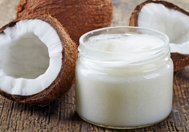 Gommage fait maison à la noix de coco