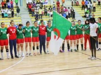 CAN U20 (dames) : défaite de l'Algérie face à l'Egypte (28-20)