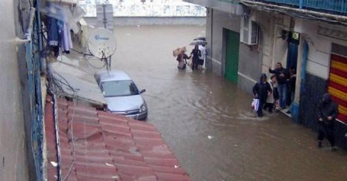 Tipasa : Les travaux de prévention des inondations tardent à démarrer
