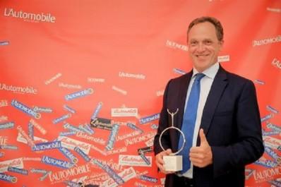 Trophées de L'Automobile Magazine 2017 : Volvo reçoit le prix de la stratégie commerciale