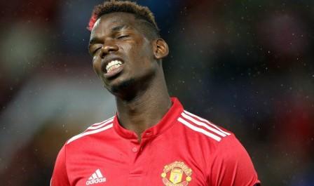 Pogba cite ses modèles à Manchester United