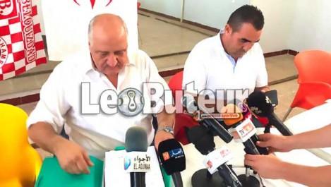 CRB : Chetouf : «Dès sa venue, Bouhafs nous a écartés du conseil d'administration»