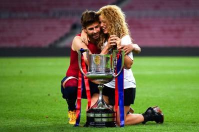 FC Barcelone : de l'eau dans le gaz entre Gérard Piqué et Shakira ?