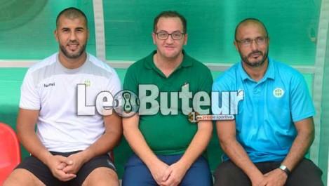 JSK / Moussouni : «Les joueurs ont été à la hauteur, c'est à Sadmi de les motiver maintenant»