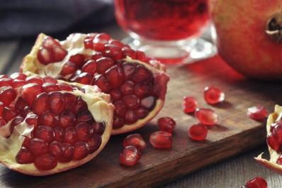 La grenade, ce fruit qui nettoie vos artères et ce n'est pas tout !