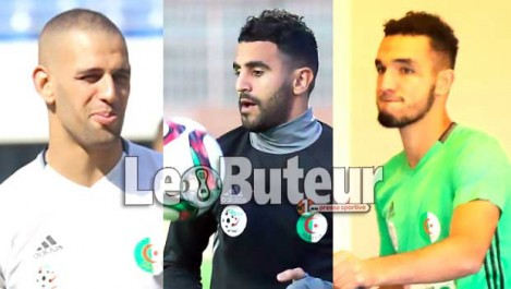 Slimani, Mahrez et Bentaleb sacrifiés !