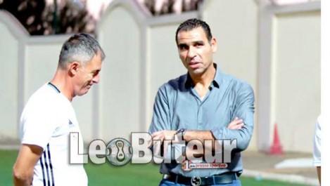 Zetchi : «Je ne peux pas limoger Alcaraz, il restera jusqu'au match face au Nigeria, puis…»