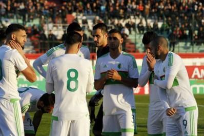 Classement FIFA: l'Algérie à la 62e position