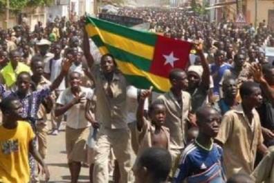 Togo: au moins 100.000 personnes dans les rues de Lomé à l'appel de l'opposition