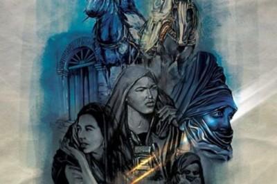 Thanina Lila Aziri expose à la galerie Ezzou'art Mythes et légendes d'Algérie