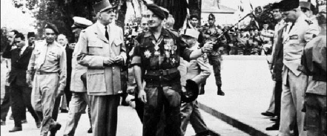 L'époque du général De Gaulle «était la plus violente et la plus sanglante» en Algérie