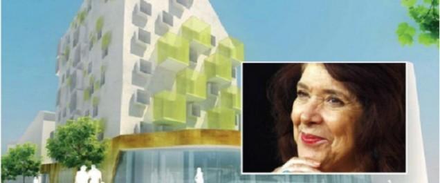 Une bibliothèque à Paris portera le nom de la romancière et écrivaine Assia Djebar