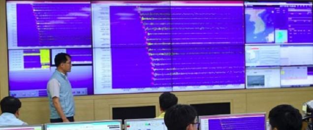 Séisme de magnitude 3,4 en Corée du Nord, possiblement dû à une «explosion»