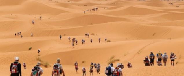Retour du Marathon des dunes après quatre années d'éclipse