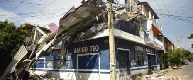 Mexique: le bilan passe à 61 morts, pire séisme en un siècle
