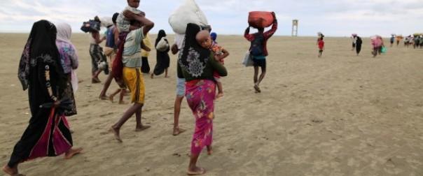 Birmanie: «nettoyage ethnique» selon l'ONU, 300.000 Rohingyas réfugiés au Bangladesh