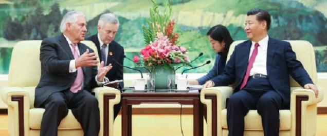Washington a des «canaux de communication» avec Pyongyang (Tillerson)