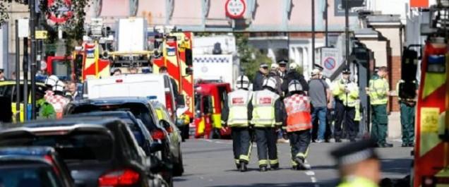 Le Royaume-Uni recherche des suspects après l'attentat de Londres
