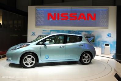 Nouvelle Nissan Leaf: L'électrique en révolution