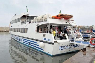 Fin de service pour la navette maritime de la baie d'Alger