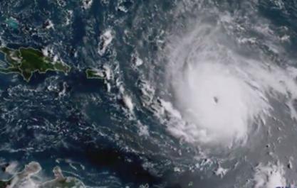 Etat d'urgence décrété pour la Floride et Iles Vierges