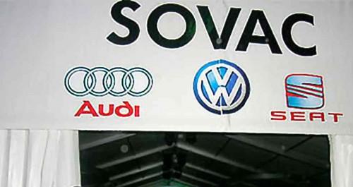 SOVAC production: Les quatre modèles ouvrent commande
