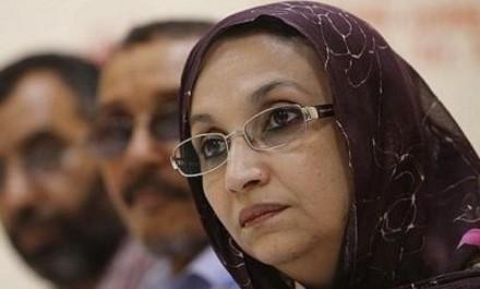 Aminatou Haider à propos des réfugiés sahraouis:  «L'ONU doit réagir!»