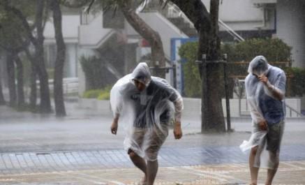 Japon: Deux morts après le passage du typhon Talim