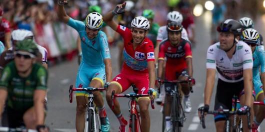 Cyclisme : Tour d'Espagne Froome scelle un légendaire doublé Tour-Vuelta