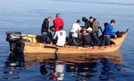 Emigration clandestine: 19 personnes interceptées au large de mostaganem