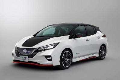 Salon de Tokyo : Nissan présentera la Leaf Nismo Concept
