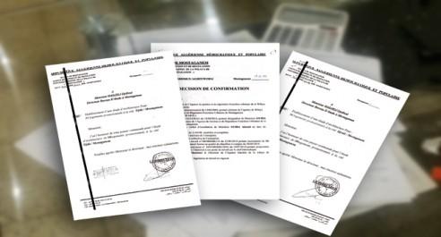 Les scandales de l'agence foncière de Mostaganem continuent … ! : Qui se cache derrière le directeur ?
