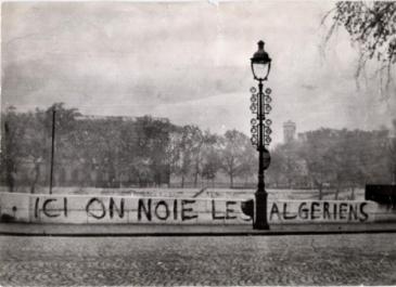 17 OCTOBRE 1961 à Paris, 56 ans après : Un «crime d'Etat » occulté