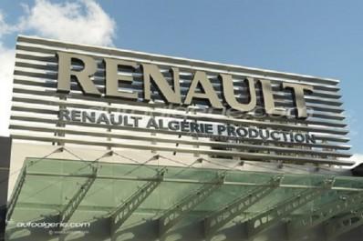 Industrie automobile : 18.000 châssis russes pour 2017 pour l'usine Renault Algérie Production