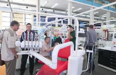 SALON DES ÉQUIPEMENTS MÉDICAUX À CONSTANTINE A l'heure de la technologie