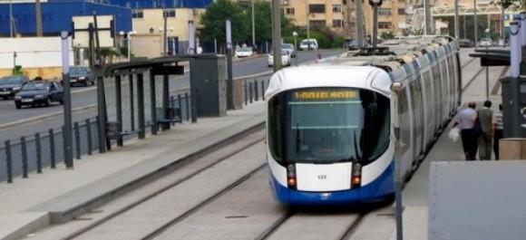 Encore un accident sur la ligne du tramway à Alger