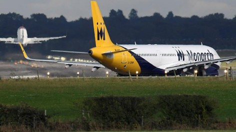 La faillite de Monarch Airlines laisse plus de 100.000 passagers sur le carreau
